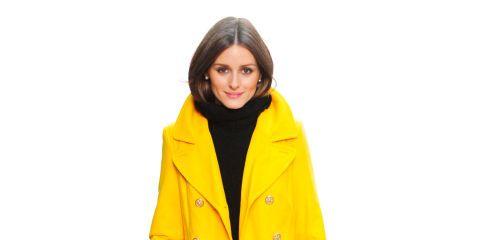 Olivia Palermo Peacoat