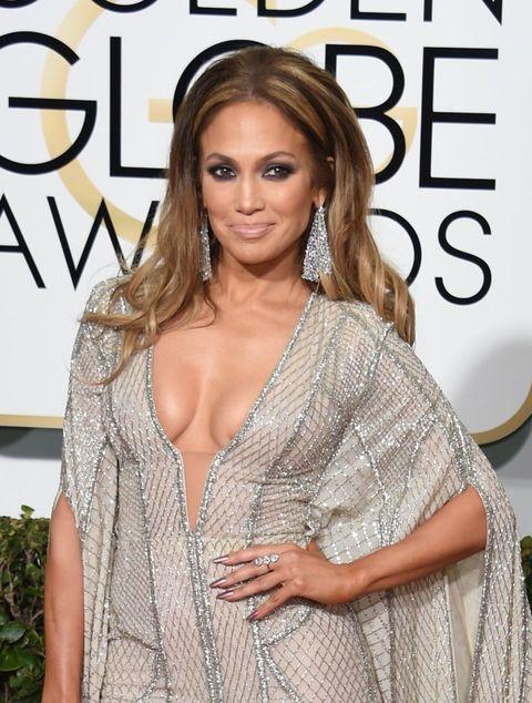 Jennifer Lopez' Boobs Butt of Joke