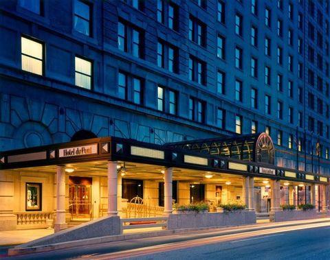 Hotel du Point