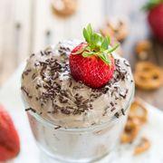 Food, Produce, Fruit, Ingredient, Sweetness, Liquid, Natural foods, Garnish, Strawberry, Dessert,