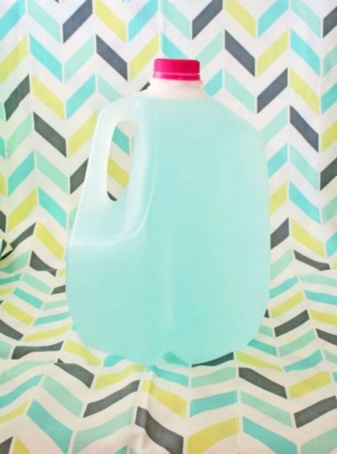 pintrest trends homemade laundry detergent