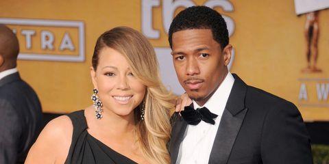 Nick Cannon and Mariah Carey Divorce