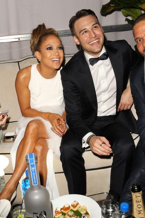 Jennifer Lopez and Ryan Guzman