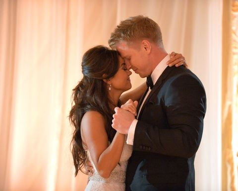 Sean Lowe and Catherine