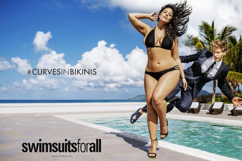 swimsuitsforall sports illustrated ad