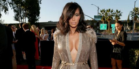 Kim Kardashian — Grammys