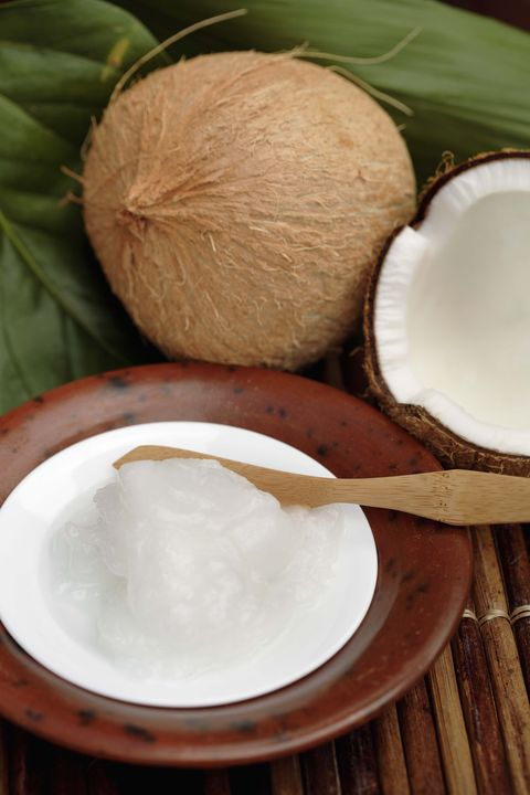 fat melting foods coconut oil