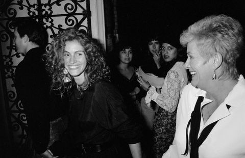 julia roberts and her mom