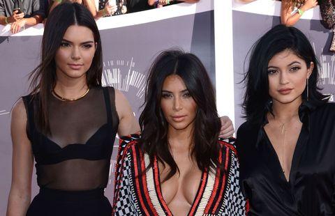 Kim Kardashian, Kylie Jenner, Kendall Jenner
