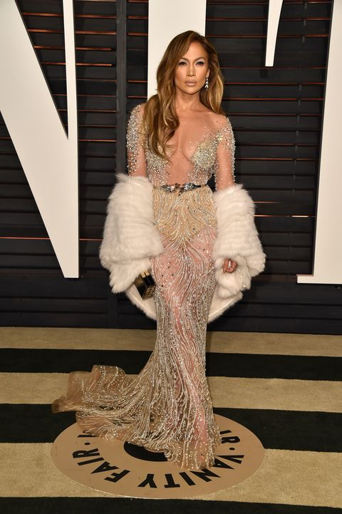 All the Best Looks From the Vanity Fair Oscar Party