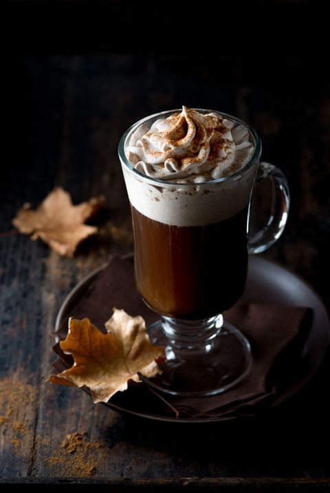 Pumpkin Spice Irish Coffee