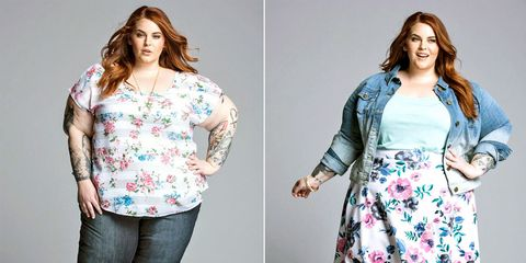 Plus-Size Model Embraces Her Curves in Photoshop-Free Torrid Campaign