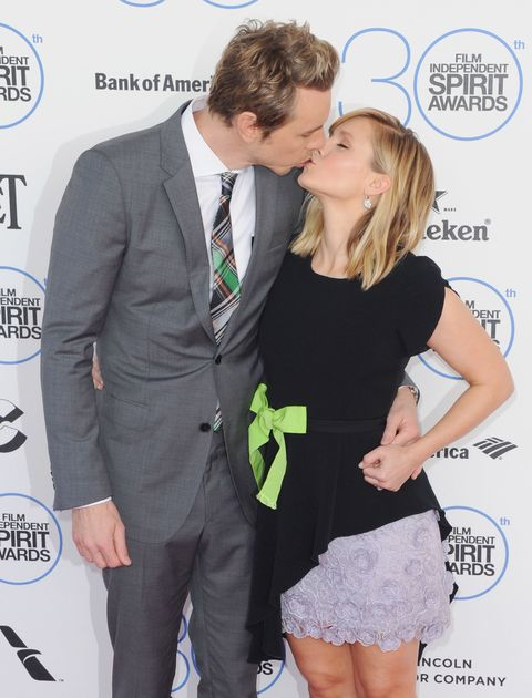 Kristen Bell's Marriage Advice is…Mathematical?