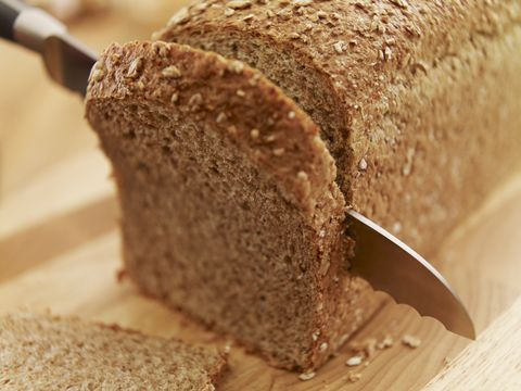 Bread, Food, Cuisine, Brown bread, Baked goods, Dessert, Ingredient, Loaf, Rye bread, Dish,