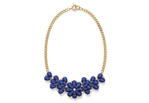"It's a bouquet for your neck! (And that's a good thing!) Necklace, $38; <a href=""http://www.daniellestevens.com/"" target=""_blank"">daniellestevens.com</a> (20% off with code REDBOOK20)."