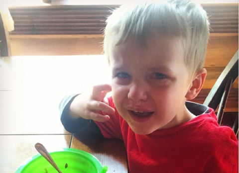 Hilarious Instagram Account Pokes Fun At Your Toddler's Tantrums