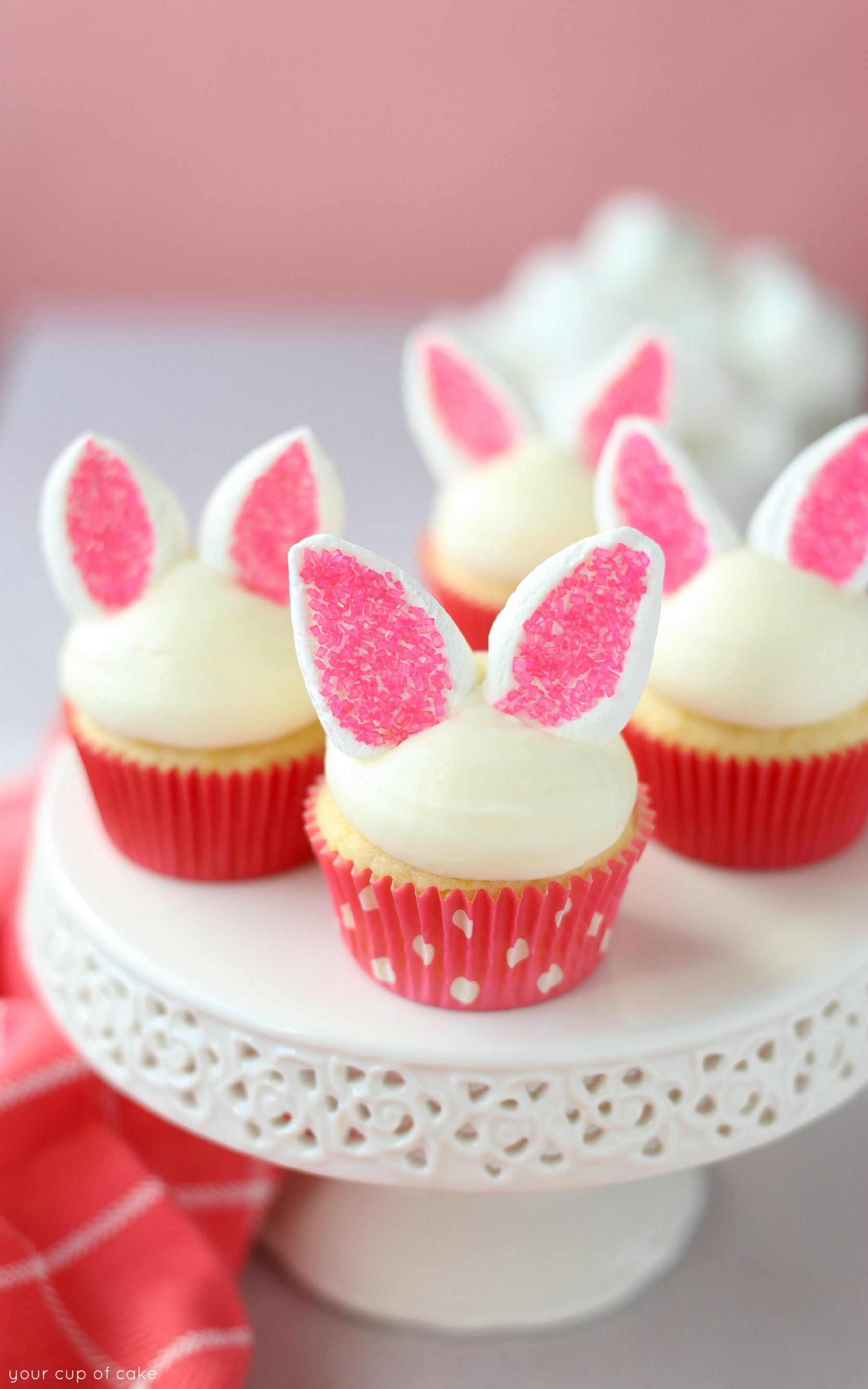 11 easy easter desserts that are almost too adorable to eat