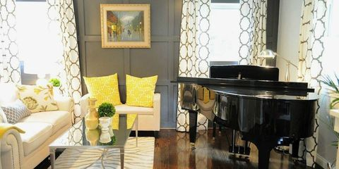 landscape 1427812329 rbk hometalker living room more expensive add dramatic drapes - Make Your Living Room Looks Different With Diy Living Room Ideas