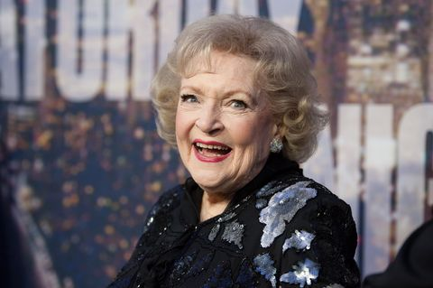 93-Year-Old Betty White Reveals Her Biggest Regret