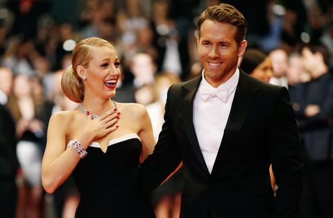 There's A Whole New Reasons Why  Ryan Reynolds Loves Blake Lively's Boobs