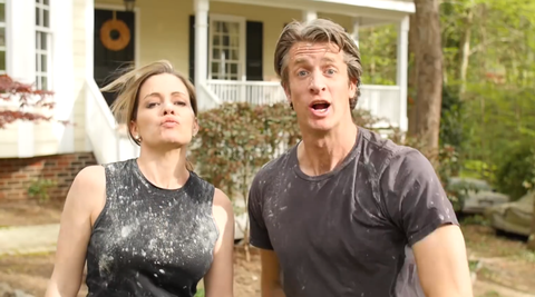 Pollen makes Holderness family 'cough and gag' in latest parody video