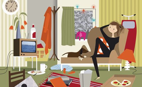 Illustration, Animation, Graphics, Graphic design, Active pants, Painting,