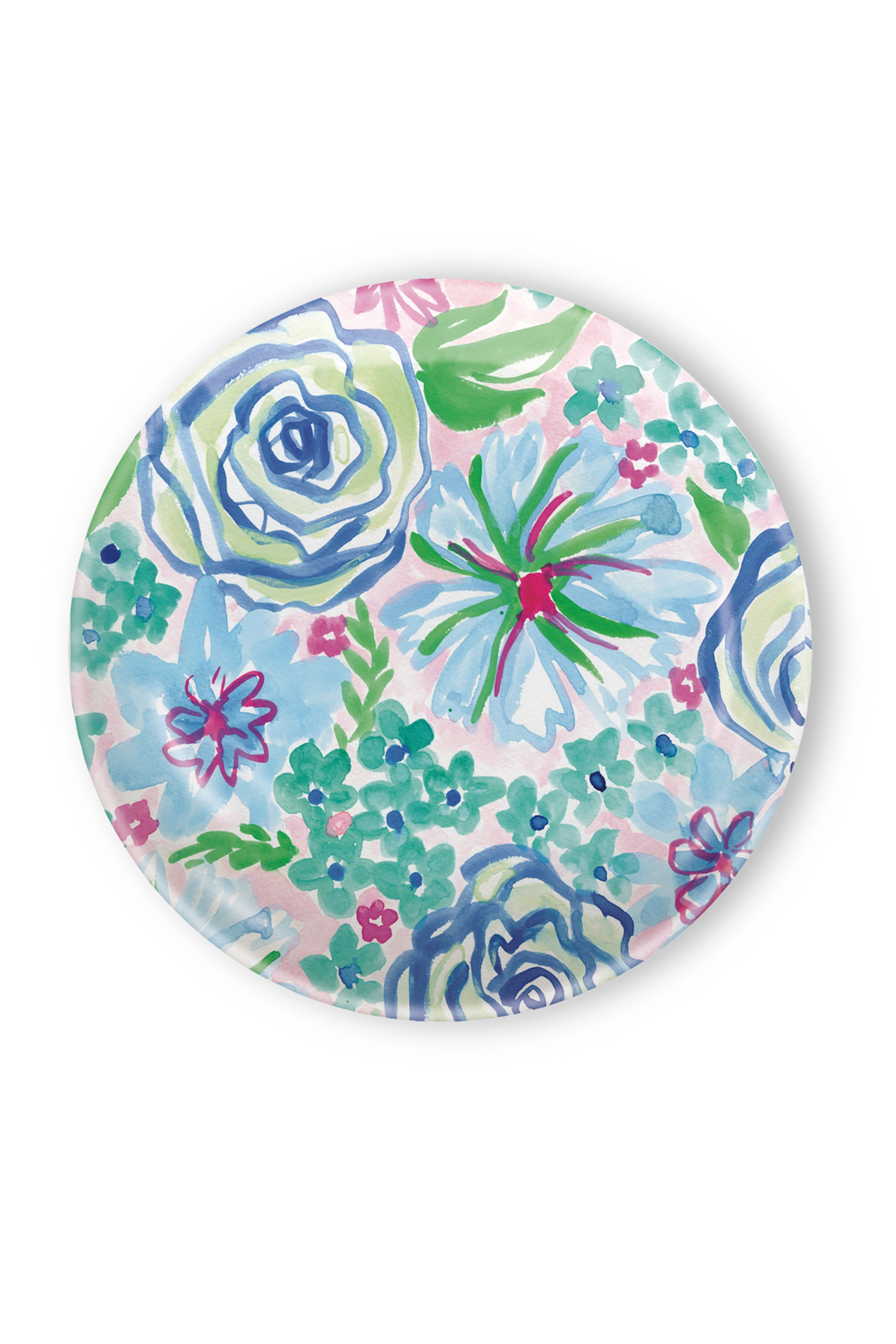 Boston International Spring Garden Salad plate