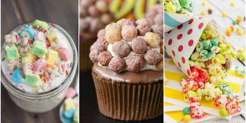10 Easy Snacks You Can Makes with Cereal