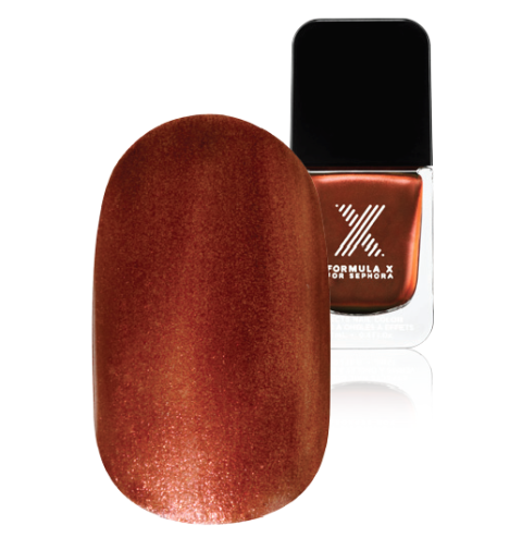 Формула X Shifters nailcolor in Grandiose, $12.50