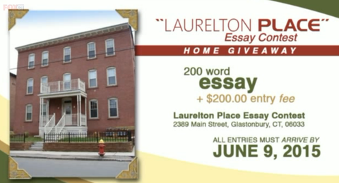 Hartford area couple giving away six unit apartment building in essay contest