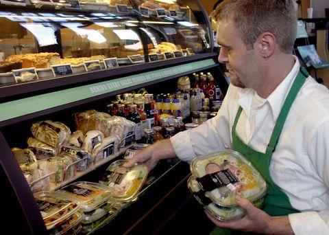 Food, Retail, Cuisine, Convenience store, Grocery store, Supermarket, Chef, Dish, Dessert, Comfort food,