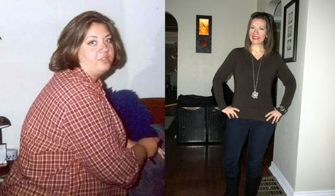 How This Woman Overcame Her 20-Year Struggle With Food Addiction And Lost 100lbs