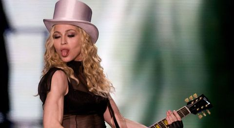 Did Madonna Just Post An Instagram About Her Son's Penis?!