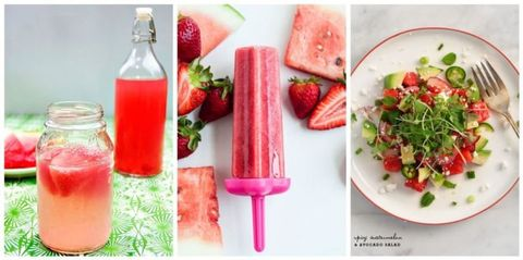 17 Next-Level Watermelon Recipes That Will Make Your Summer
