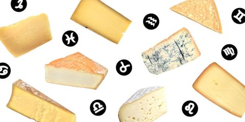 The Perfect Cheese for Your Zodiac Sign