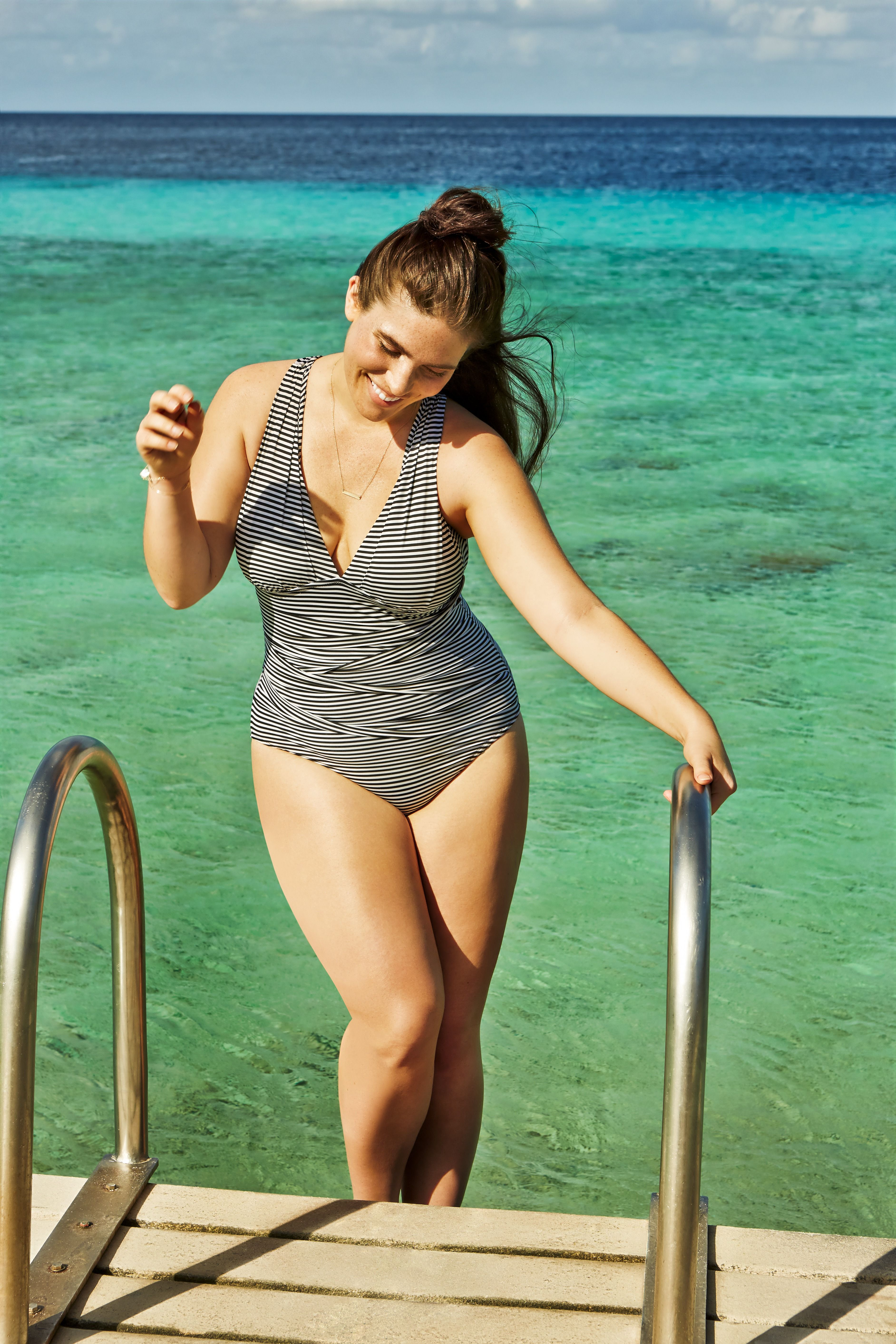 f108ef32b5 16 Swimsuits That Actually Flatter Your Body Shape - Best Swimsuits ...