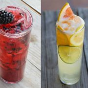 Try these refreshing sips perfect for combating the summer heat.