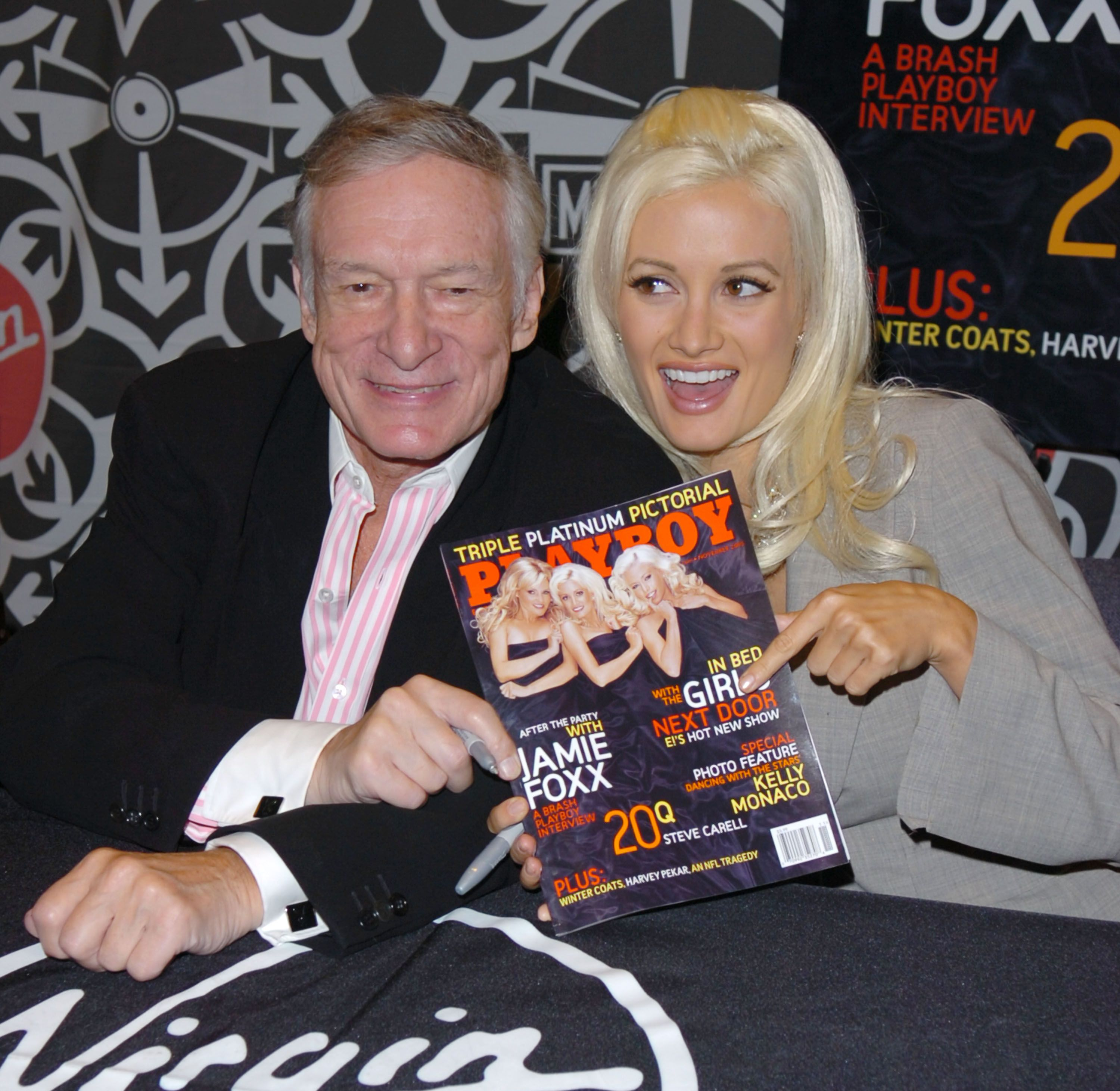 Holly Madison Hated Dating Hugh Hefner So Much That She Tried To Drown Herself