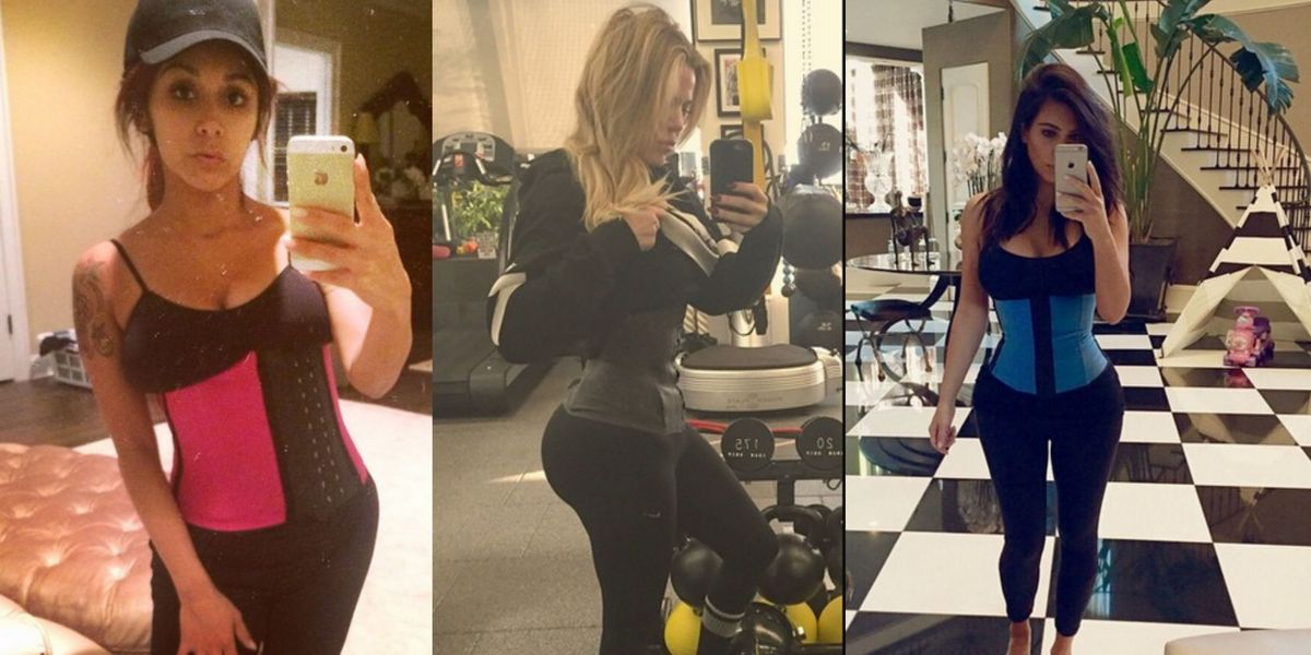Why Corset Training Doesn't Work And Is Bad For Your ...