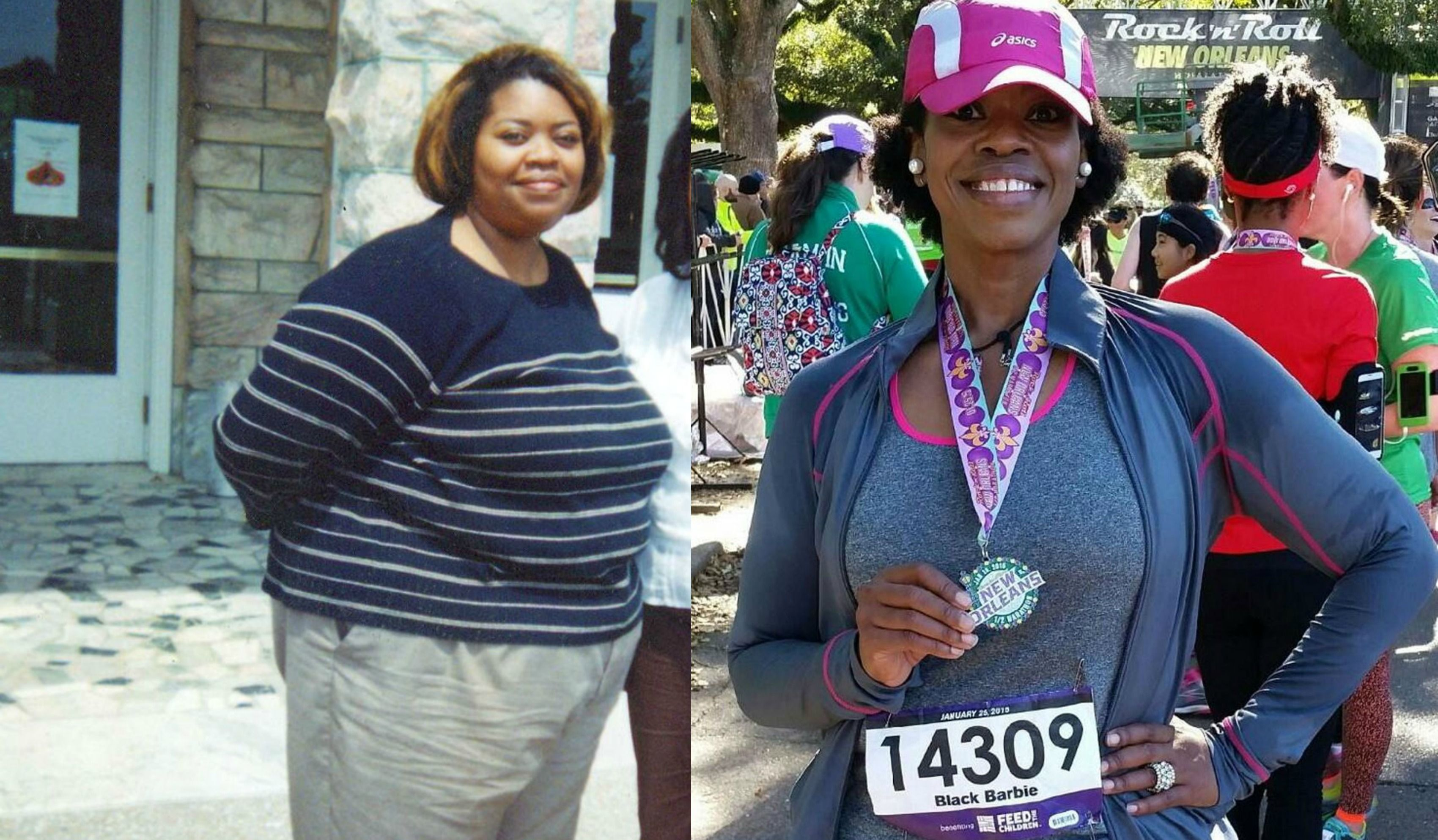 25 days lose weight