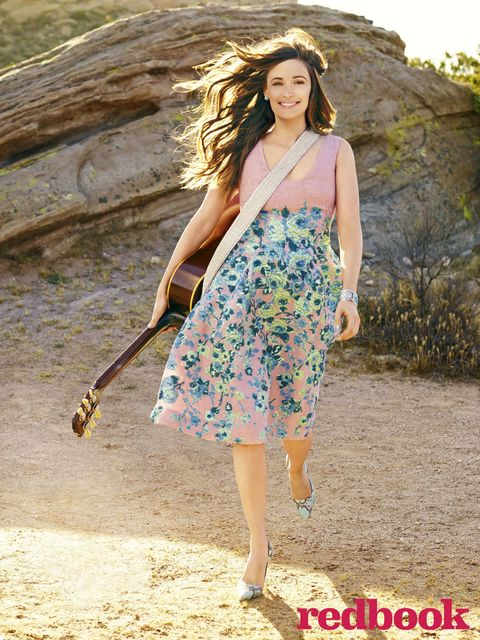 Country Superstar Kacey Musgraves Redbook July Cover Story