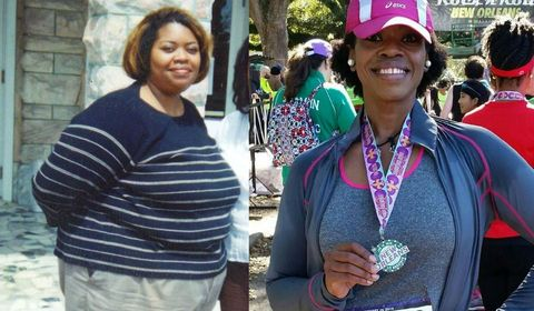 Almetria Turner Lost 177 Pounds By Making 'Fit By 40' Her Mantra