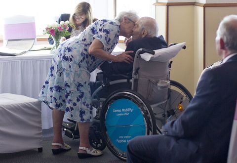 102-Year-Old Man And 91-Year-Old Woman Are On Their Way To Being Two Of The World's Oldest Newlyweds
