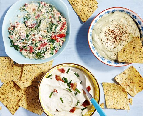 Hungry Girl chip dip recipes
