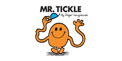 Mr Tickles - How This Book Saves A Baby's Life
