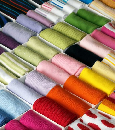 Textile, Colorfulness, Orange, Close-up, Collection, Thread,