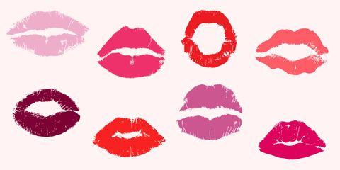 Lip, Red, Organ, Carmine, Painting, Lipstick, Drawing, Illustration, Graphics,