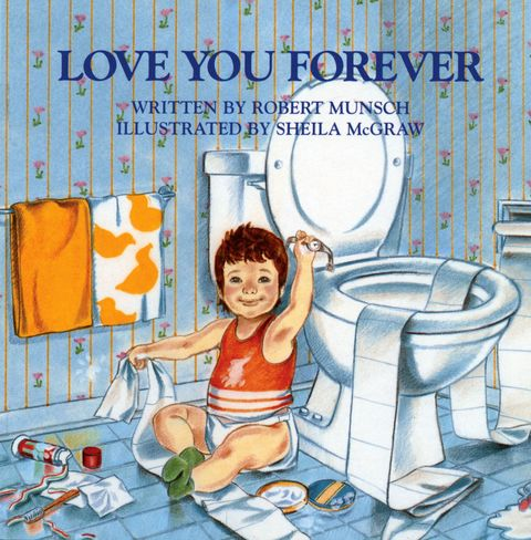 Author of 'Love You Forever' Blows Our Minds with the Book's