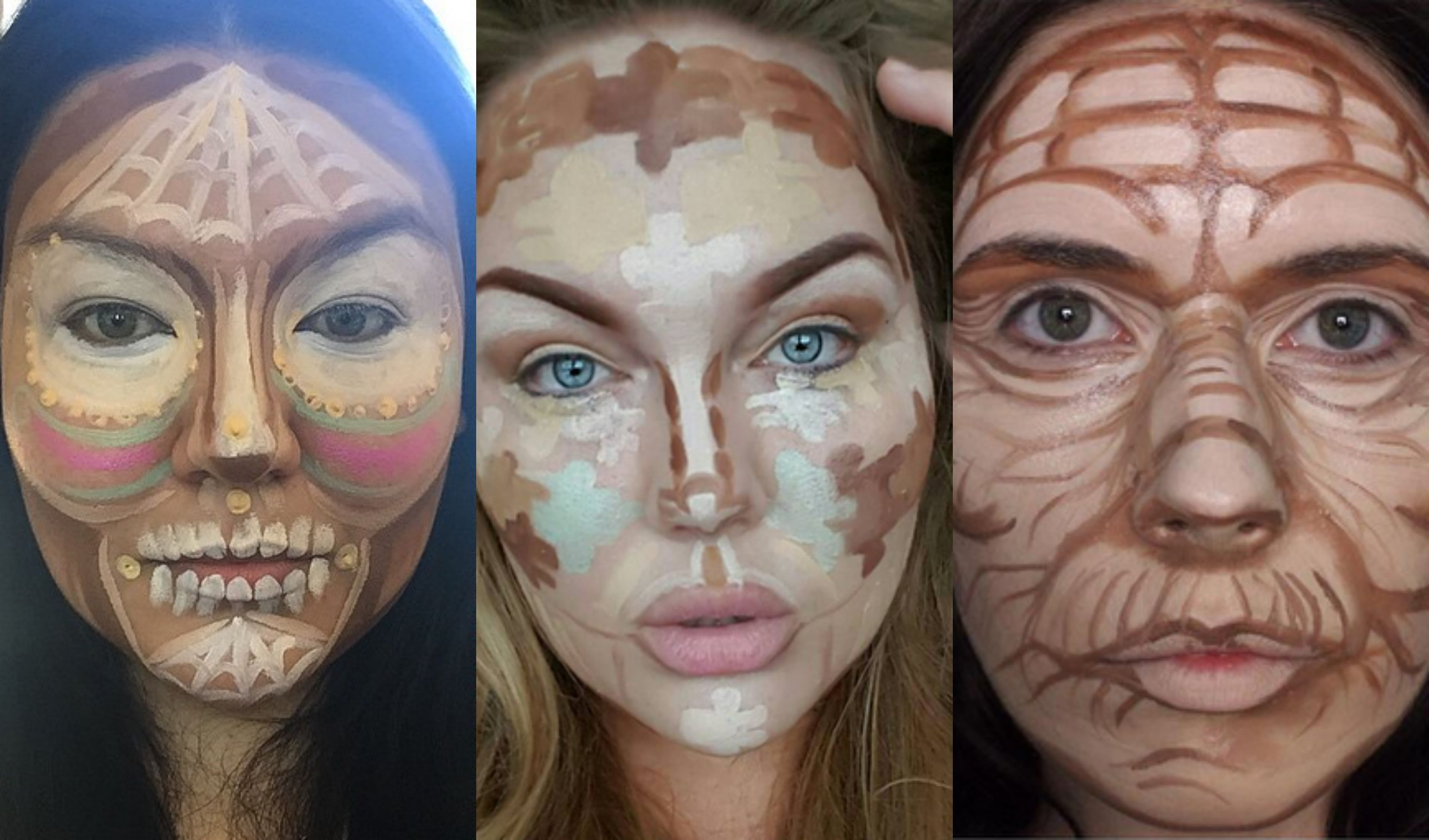 5 Videos That Will Give Clown Contouring a Run for Its Money