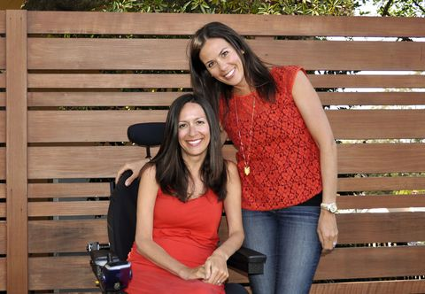 Sister with ALS